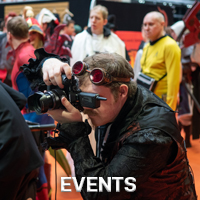 Events - Photos and Guest Photo Ops